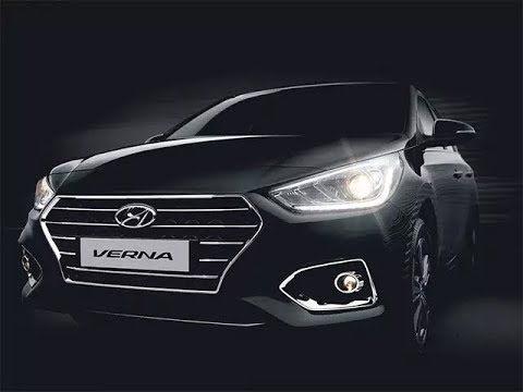 Hyundai Verna Car 2017 India
