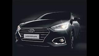 Hyundai Verna Car 2017 India | New Verna 2018 Colours | Red  | Black  | Silver |White Verna