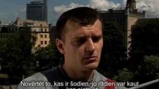 Latvijai 90 video: Aleksejs Avečkins