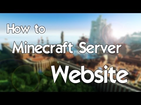 How to make a minecraft Server website for free [BEST] [FAST] [FREE] 100% Free