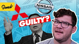 CARLOS GHOSN ARRESTED - The Rise and Fall of Nissan