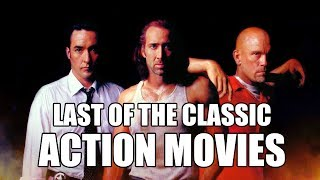 Con Air: The Last of the Classic Action Movies