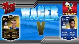 FUT 14 l WAGER REVANCHE l TERRY SIF v PEREZ TOTS l FR l HD Thumbnail