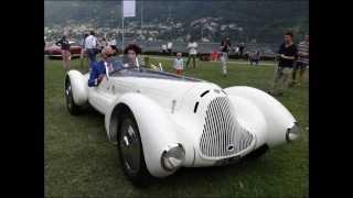 Alfa Romeo 6C wins Concours d