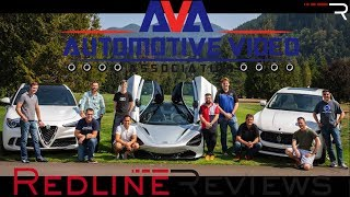 Redline & AVA Chooses The Best Performance Car & SUV In 2018