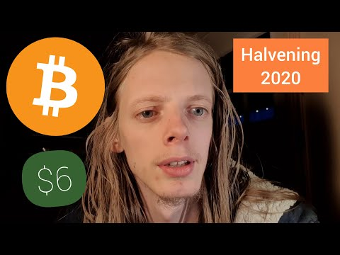 Bitcoin Struggle After 2020 Halvening, $6 Fees, 14 Min Block Time, Less Hash Rate