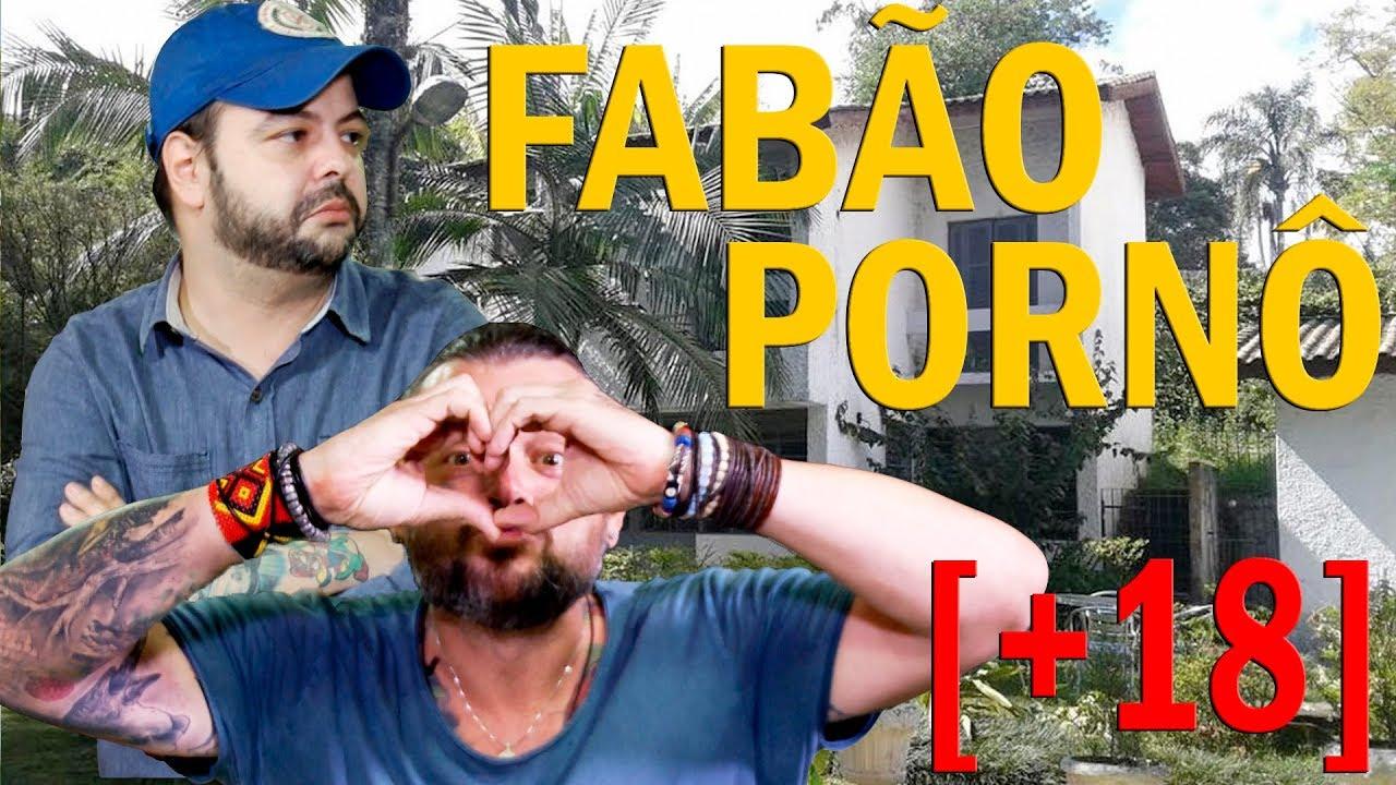 RECEBI O FABÃO PORNÔ EM CASA! | BASTIDORES DA BRASILEIRINHAS | RICHARD RASMUSSEN [+18]