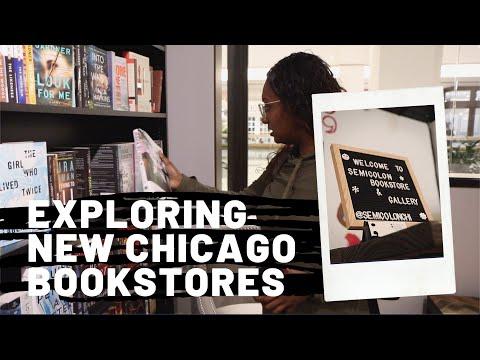 Exploring Chicago Bookstores » Vlog
