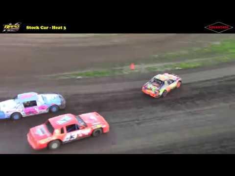 Stock Car -- 6/30/17 -- Rapid Speedway