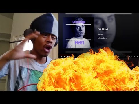 (Belgium Rapper) HBN - Goodbye Reaction