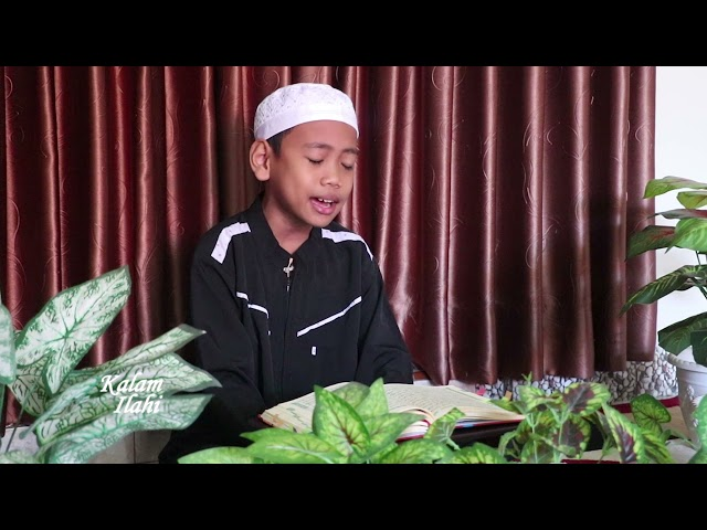 Ahmad Nabiil Muwaffaq - QS  As Syu'ara 69-76