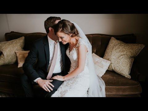 Jordan & Nathan // A Beautiful Downtown Nashville Wedding
