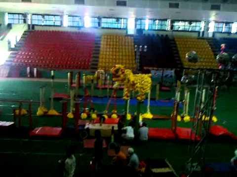 Lion Dance Hao Dung Duong 2011 Team B - Lien Hoan ...