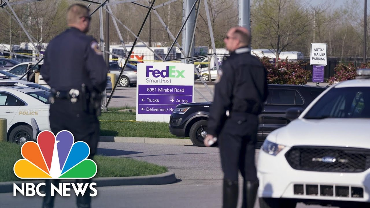 Morning News NOW Full Broadcast - April 16 | NBC News NOW