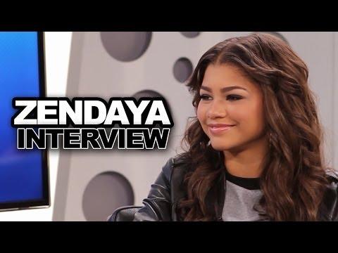 Zendaya Talks Music,