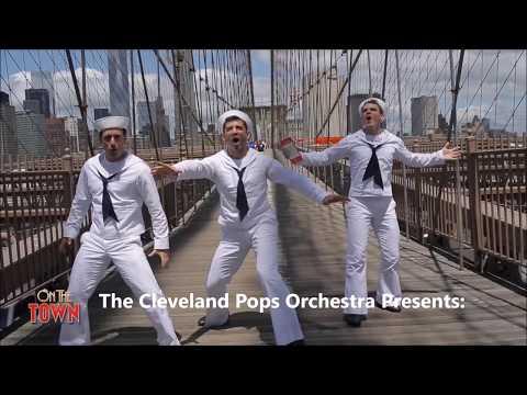 Cleveland Pops Orchestra - A Broadway Celebration: Leonard Bernstein and Jerome Robbins