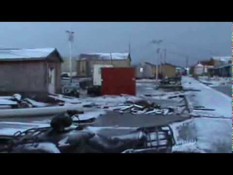Kotlik Alaska Flood Damage November 10, 2013
