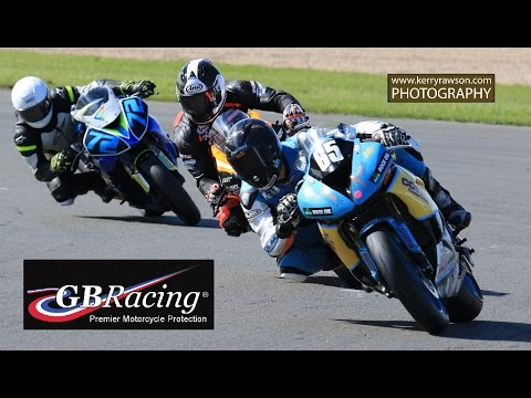 GB Racing Thundersport 600 Sportsman Elite Rd2 DoningtonGP 2017