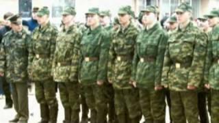 """Леонид Сергеев """"Последний парад"""" (видеоклип)"""