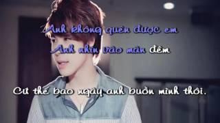 Karaoke Anh Đã Từng Yêu Em - Dương Nhất Linh - Nguoicodonvn2008.info (dual)