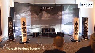 Tidal Audio Systems @ High End Munich 2018 HiFi Show