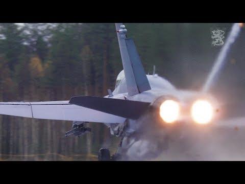 Ilmaoperaatioharjoitus Ruska 17 – Air operations Exercise Ruska 17