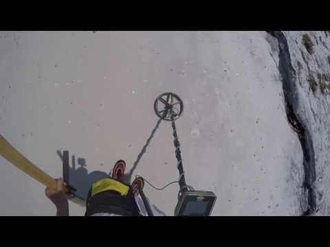 Underwater Metal Detecting - Whites MX Sport