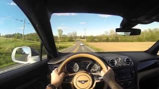 2017 Bentley Bentayga POV Test Drive