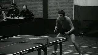 International table-tennis match Netherlands-China (Week number: 77-52)
