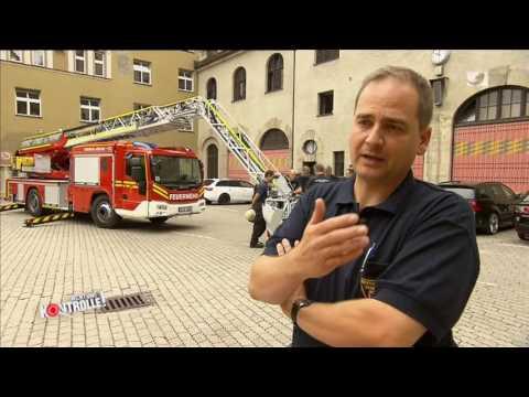 Berufsfeuerwehr München - Achtung Kontrolle