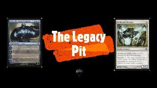 MTG - legacy: Miracles (Jon Blank) vs Steel Stompy / Affinity  (Travis Parsley)