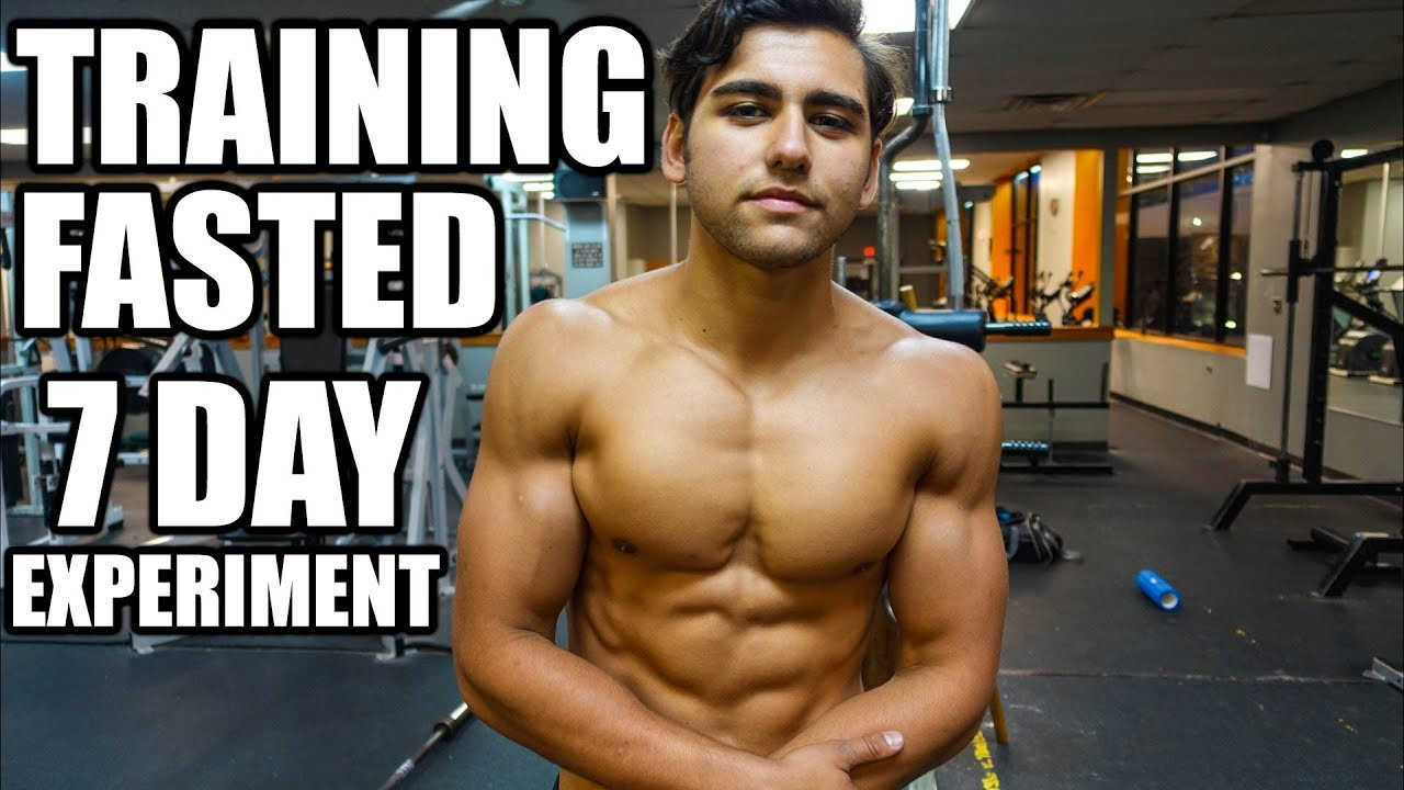 The Definitive Guide to Fasted Weight Training | The Fitness