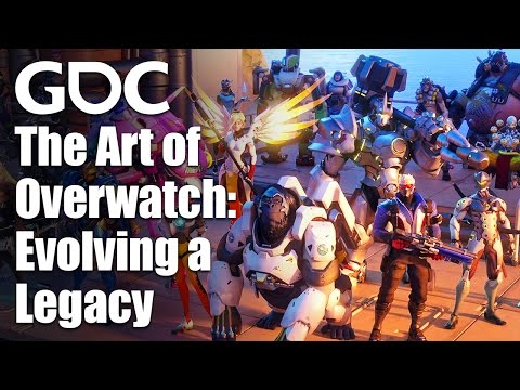 The Art of Overwatch: Evolving a Legacy