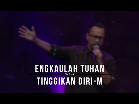 Engkaulah Tuhan Medley Tinggikan Diri-Mu (Cover) - Healing Movement Crusade Pare 2018