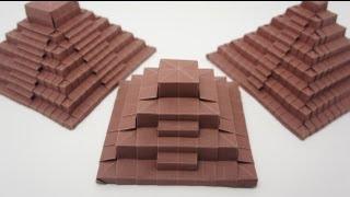 פירמידה מאוריגמי
