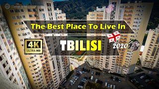 Dirsi | The Best Place For Living In Tbilisi, Georgia 2020 in 4K