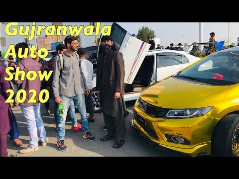 RICHEST BOYS OF GUJRANWALA // PAKWHEELS GUJRANWALA AUTOSHOW 2020 //Vlogging squad