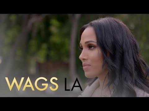 WAGS LA   Sasha & Antonio Gates Talk Big Move to Los Angeles   E!