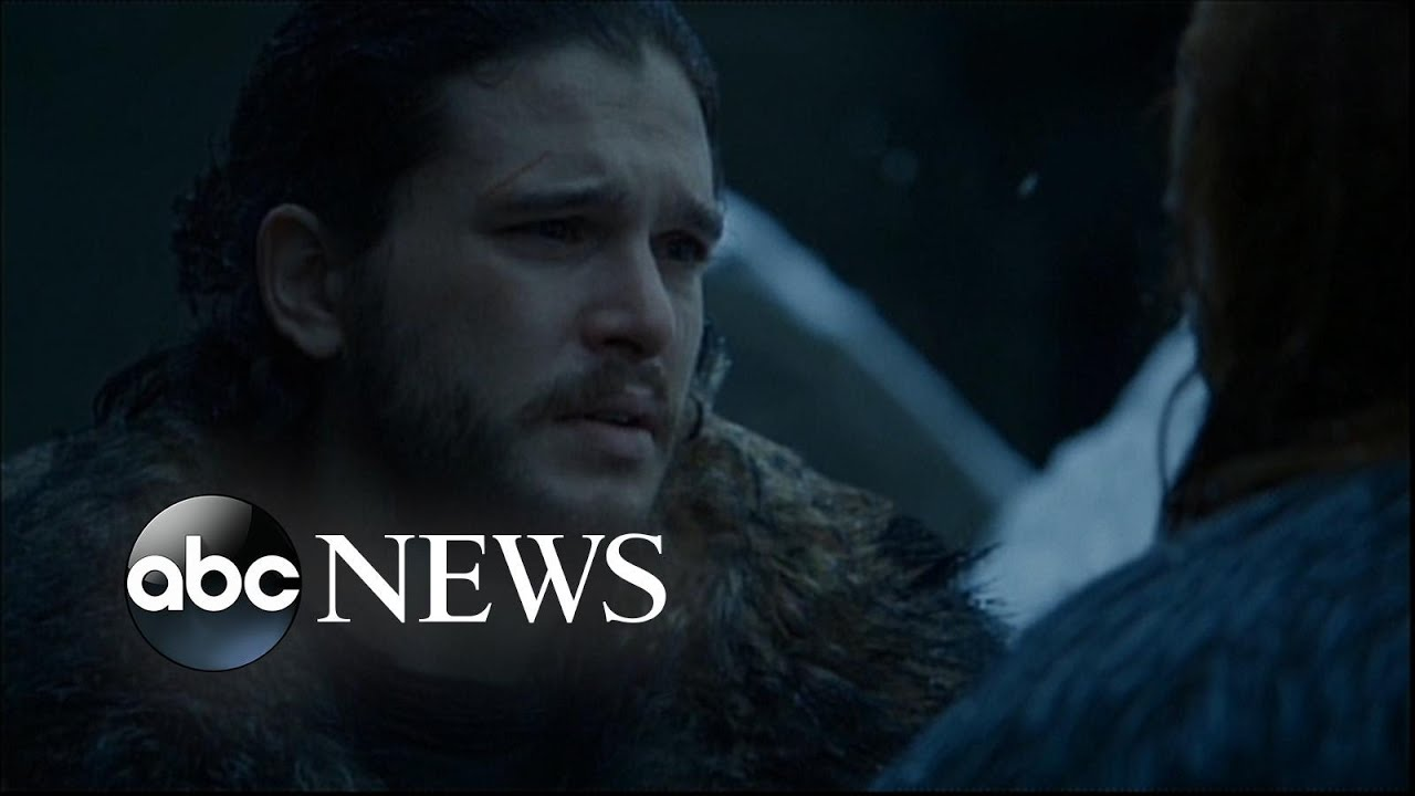 'Game of Thrones' Finale Stuns Viewers