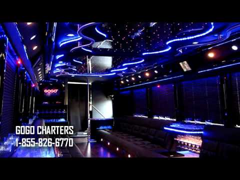 Houston Party Bus Rental | Houston Party Bus Company