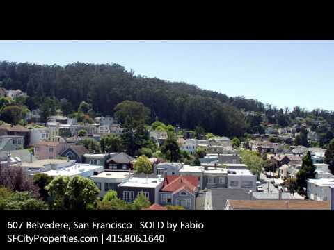 607 Belvedere, San Francisco