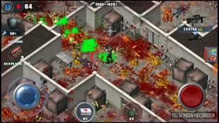 Обзор игры для android Alien Shooter Free