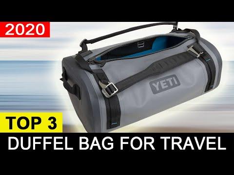 Top 3: Best Travel Duffel Bags in 2020 Reviews