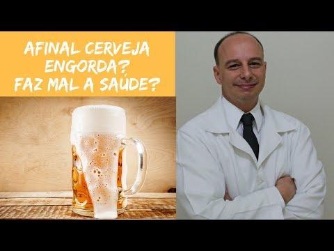 Afinal Cerveja Faz Mal a Saúde? ‖ Dr. Moacir Rosa