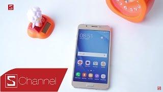 Schannel - Trên tay Galaxy J7 2016 tại Việt Nam: Thiết kế khung kim loại, giá 6.29 triệu