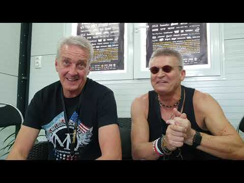 FM - Interview At Sweden Rock 2019