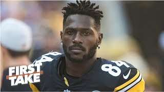 How do Antonio Brown allegations affect his future with the Steelers? | First Take