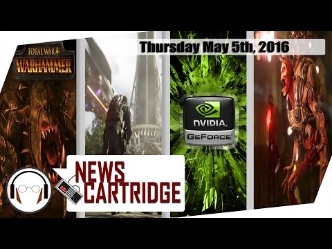 Total War Warhammer Mod Support, Infinite Warfare Dislikes, Nvidia Drivers, Doom PC Requirements