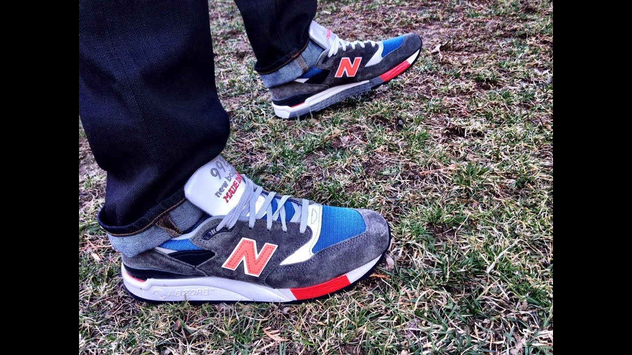 best sneakers 4064b 36c73 MALL STEAL: New Balance x J.Crew 998 Review & On Feet