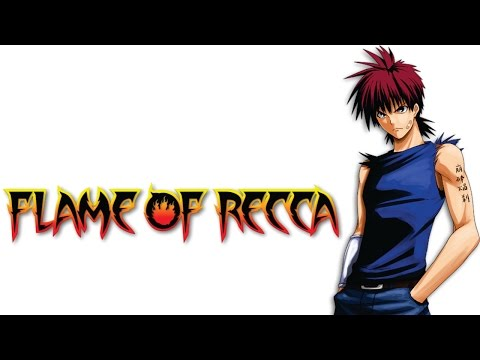 Recca unleashes all SEVEN of his dragons 😱 | Flame of Recca (1997) from YouTube · Duration:  8 minutes 32 seconds